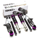 Stance+ Ultra Coilovers Suspension Kit Ford Fiesta Mk 6 2.0 16V ST150