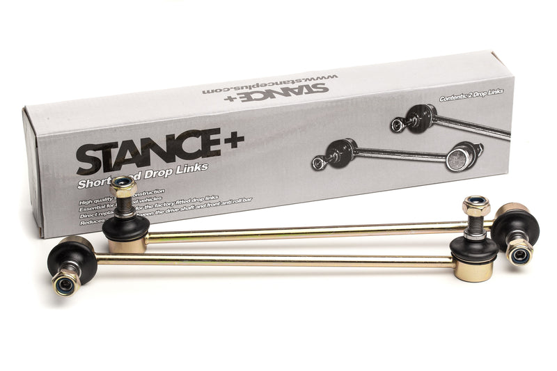 Stance+ Short/Shortened Front Drop Links for Lowered Cars 270mm (M12x1.5) DL2