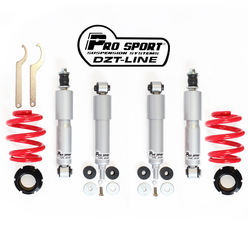 Prosport DZT-Line Coilover Lowering Kit BMW E36 3 Series All Models Except M3