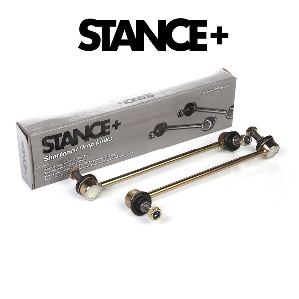 Stance+ Short/Shortened Front Drop Links (Seat Leon 1P) 300mm (M12x1.5) DL77