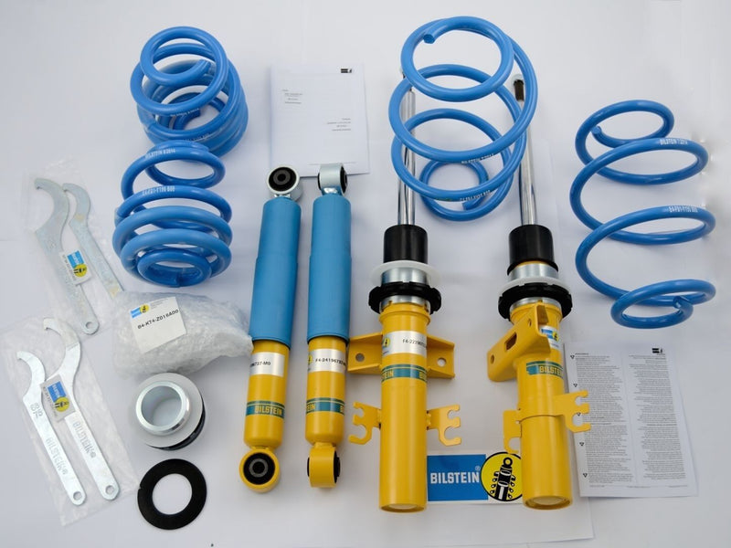 VW TRANSPORTER T5 / T6 T26 T28 T30 MODEL BILSTEIN B14 COILOVER KIT 47-196704