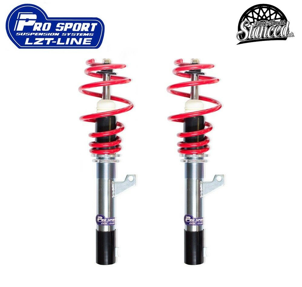 Pro Sport Coilover Kit Volkswagen Caddy 2K Mk3/4 FRONT STRUTS ONLY Inc. Maxi