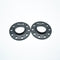 BIMECC BLACK ALLOY WHEEL SPACERS AUDI 5X100 57.1MM 12MM PAIR