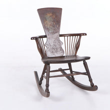 Load image into Gallery viewer, Eccentric Windsor Rocking Chair