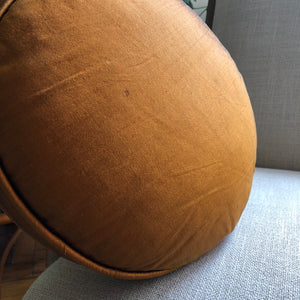 Persimmon Throw Pillow