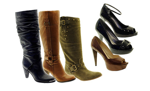 Guess shoes and boots