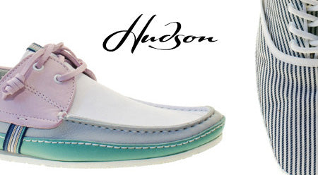Hudson in store