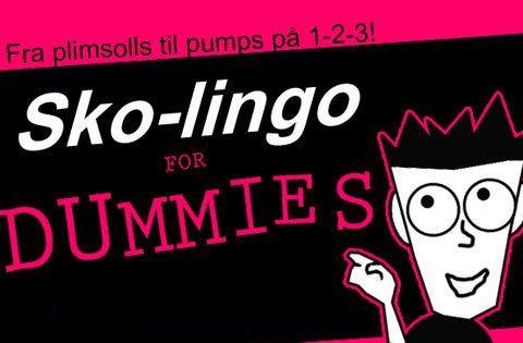 Sko-lingo for dummies!