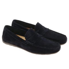 Gregers - 5146 Barcelona loafer marineblå ♂