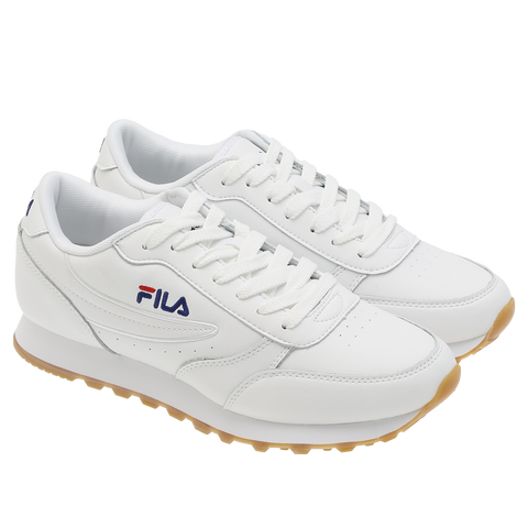 Fila - 1010264 Orbit Jogger low hvit ♂