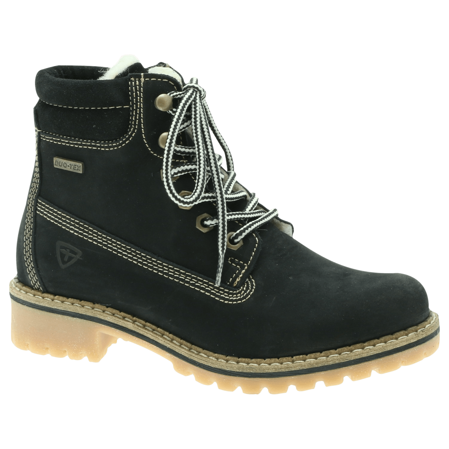 Tamaris - 26244 Wool Winter boot sort ♀