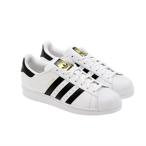 Adidas - C77124 Superstar hvit ⚥