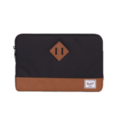 "Herschel - 10056 Heritage laptop sleeve 15"" sort ⚥"