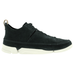 Clarks originals trigenic flex herresko i sort nubuk