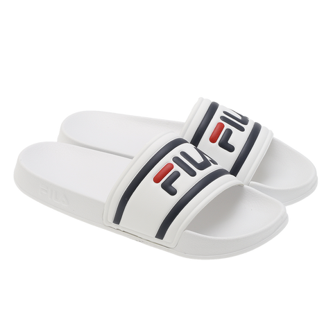 Fila - Morro Bay slippers hvit ♂