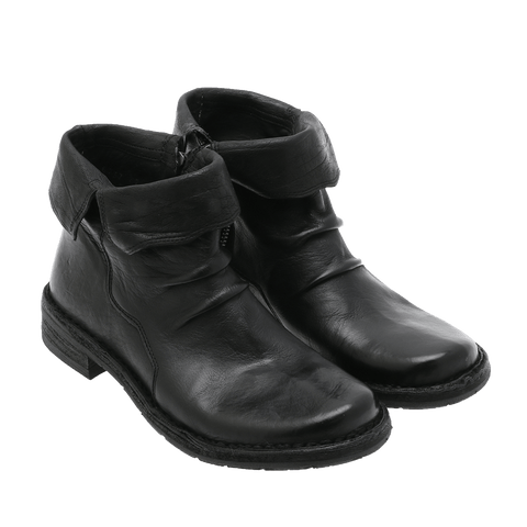 Bubetti - 6737 Lux fold boot sort ♀