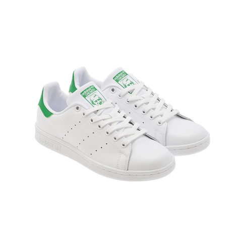 Adidas - M20324 Stan Smith hvit ⚥