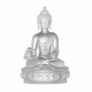 Medicine Buddha In Seven Color