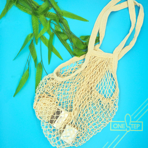 OneSTEP Cotton Shopping Mesh Bag