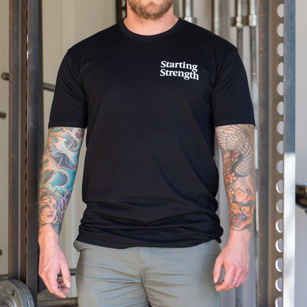 Starting Strength Overhead Press T-Shirt