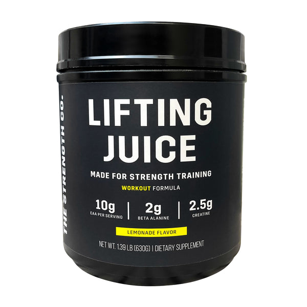 Lifting Juice