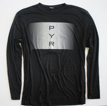 Load image into Gallery viewer, MEN'S REFLECTIVE MARATHON PERFORMANCE LONG-SLEEVE SHIRT