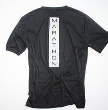 Load image into Gallery viewer, MEN'S REFLECTIVE MARATHON PERFORMANCE T-SHIRT