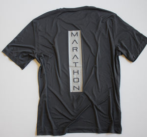 MEN'S REFLECTIVE MARATHON PERFORMANCE T-SHIRT