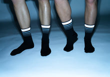 Load image into Gallery viewer, Reflective Athletic Socks