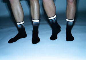 Reflective Athletic Socks