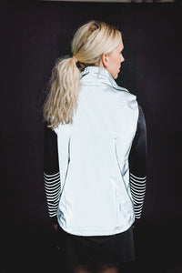 WOMEN'S FULLY REFLECTIVE LIGHTWEIGHT VEST