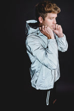 Load image into Gallery viewer, MEN'S FULLY REFLECTIVE LIGHTWEIGHT RUNNING JACKET
