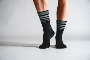 PYR REFLECTIVE RUNNING AND CYCLING SOCKS