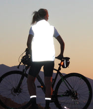 Load image into Gallery viewer, PYR REFLECTIVE RUNNING AND CYCLING SOCKS