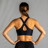 UA Armour Mid Crossback Bra