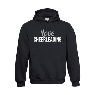B&C Love Cheerleading huppari