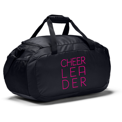 Under Armour Undeniable CHEER-LEA-DER Duffel 4.0 S