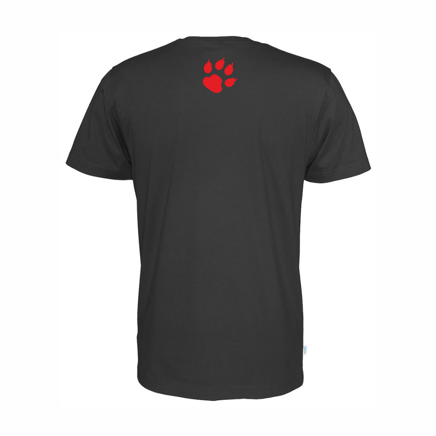 Red Cats Cottover t-paita (luomu)