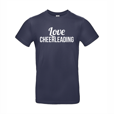 Love Cheerleading t-paita