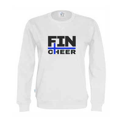 Cottover FIN CHEER collegepaita (luomu)