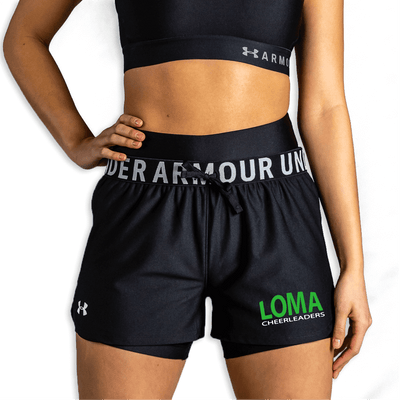 LOMA Under Armour Play Up Solid lasten shortsit