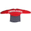 Soffe Relax Cheerleader collegepaita