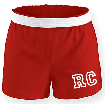 Red Cats Soffe Authentic shortsit