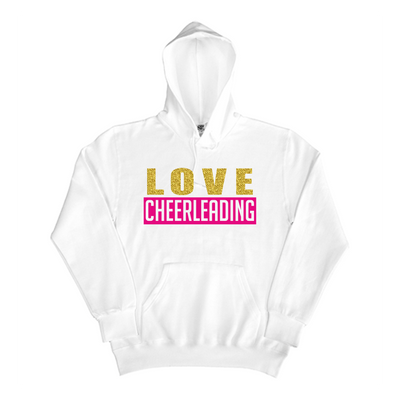 SG LOVE CHEERLEADING huppari