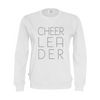 Cottover CHEER-LEA-DER collegepaita (luomu)
