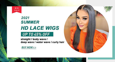 HD Lace Wigs Promotion