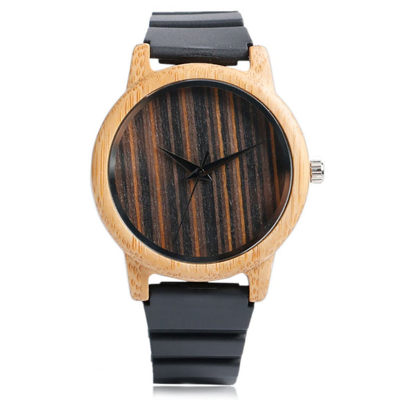 Paradox Wood Watch