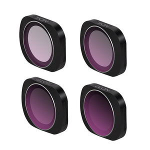 4 ND Filters voor de DJI Osmo Pocket