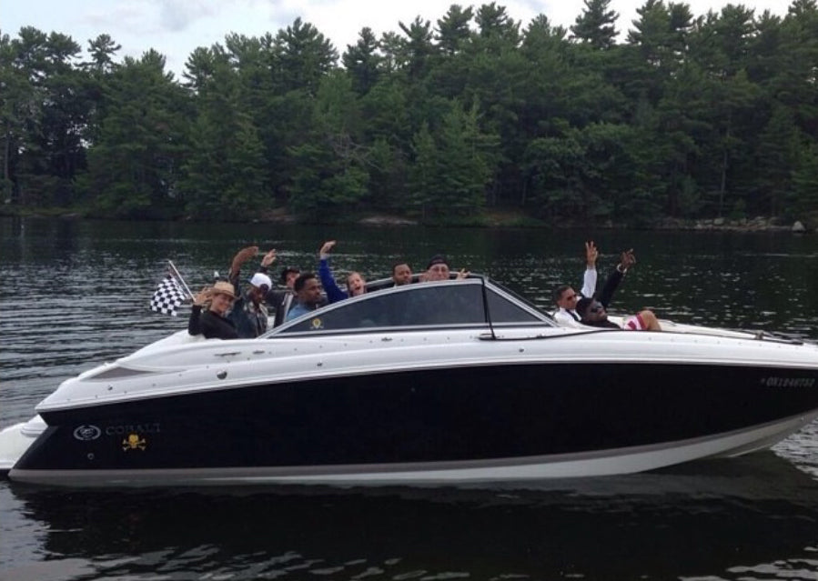 Boat Rally for Kids with Cancer 2014