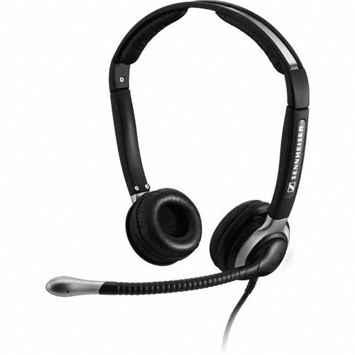 Sennheiser 005358 HEADSET OVER-THE-HEAD DUAL-SIDED